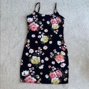 Garage Floral body con dress